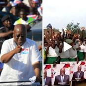 Nana Addo in Assin South: Only Assin people can do this