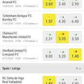 Must Win Multibets With GG,Over 2.5 Goals To Bank On Tonight