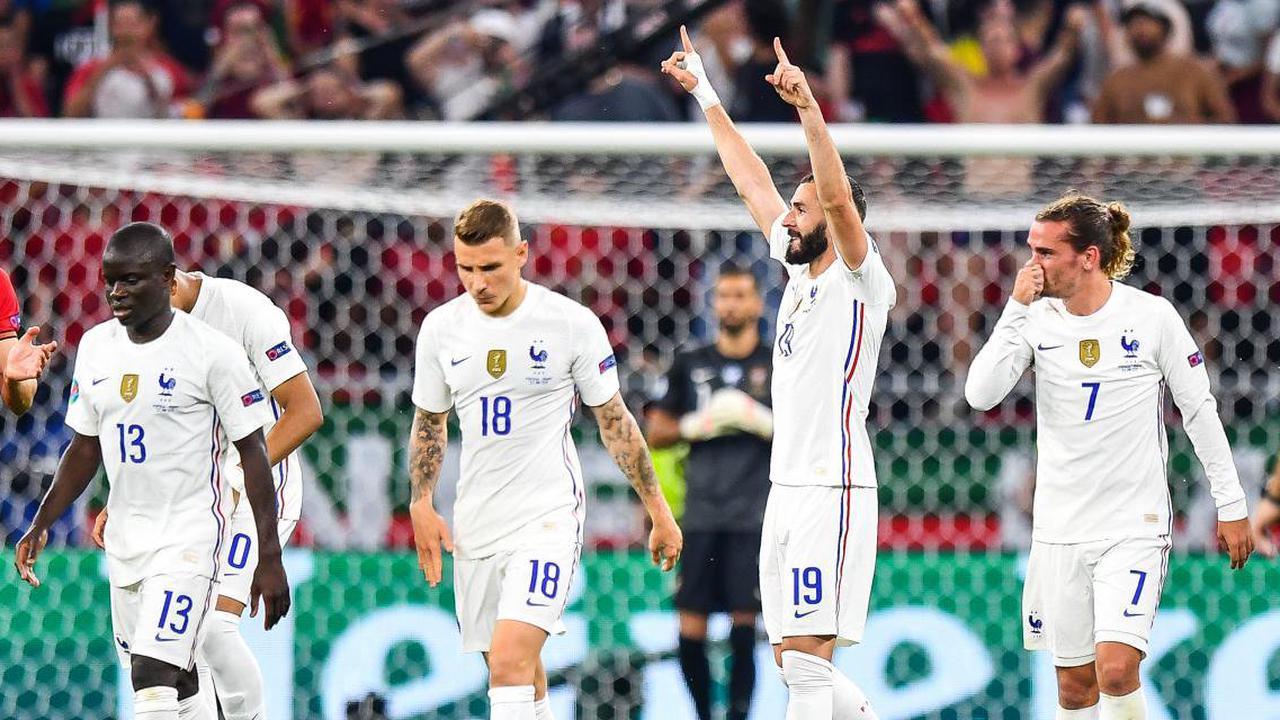 France - Portugal : la France leader jouera la Suisse en huitièmes
