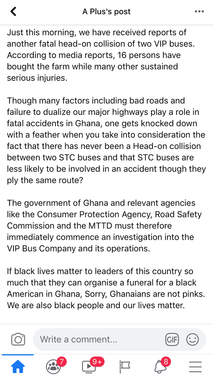 c68ecf8ca408463c9603fa12a8e4daaf?quality=uhq&resize=720 - A Plus React After VIP Buses Crashes And Killing 16 People