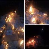 Elections législatives/Sikensi: des urnes brûlées hier nuit à Gomon
