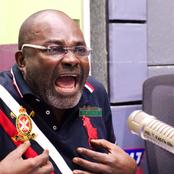 I Will Not Keep Quite Until It's Over: Ken Agyapong Drops Another Powerful Message And Causes Stir