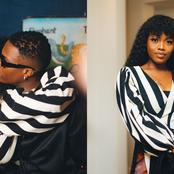 Wizkid Deeply Hugged Gyakie In Public, This Truly Shows The Kind Relationship Between them.