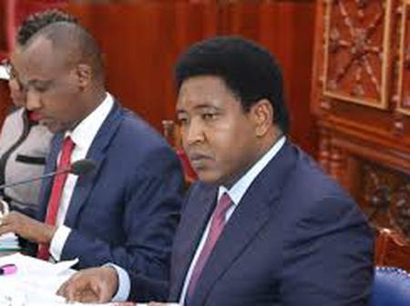 Ledama Olekina: President Uhuru Kenyatta Has Succeeded In Controlling The Parliament