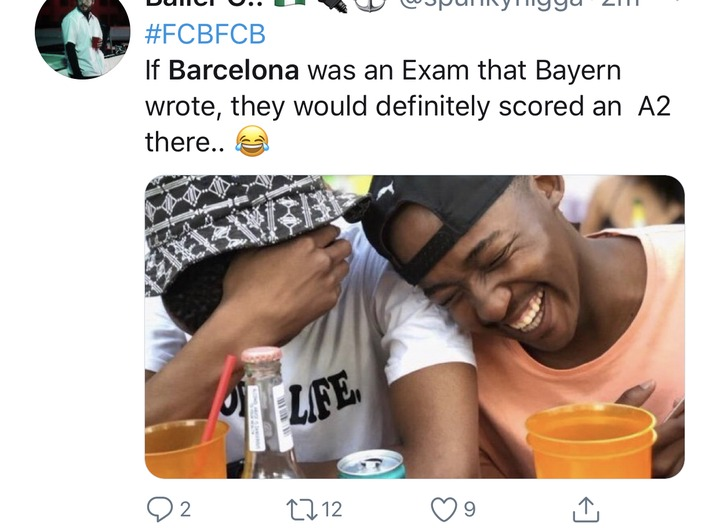c6984ebc67d1a8f310b4a9030269d850?quality=uhq&resize=720 - See how football fans trolled Barcelona after losing 8 goals to 2 against Bayern Munich