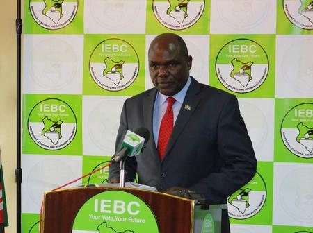 IEBC Makes A Major Announcement Concerning Nairobi Gubernatorial By-Elections