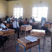 Student Goes Blind While Sitting For KCSE Exam