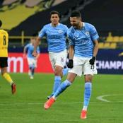 Checkout Who Man City Will Face Next After Tonight's Uefa Champions League Win
