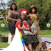 Watch : The Way MaNgcobo announced about Perfect Wedding