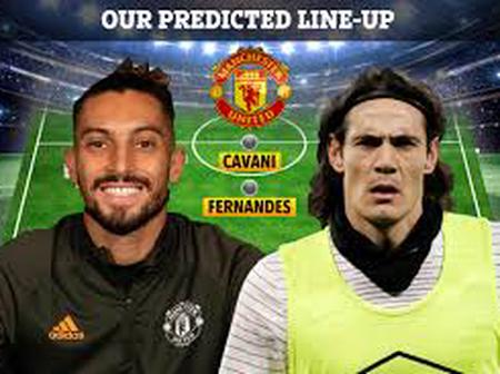 Manchester United Anticipated Lineup against Southampton