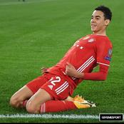 Meet the youngest English goal scorer in UEFA Champions League who is eligible to play for Nigeria.
