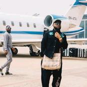 Davido is really a happy man