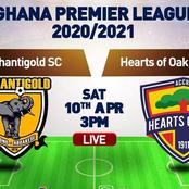 GPL Match Week 19: Hearts Concedes In Last Minute To Ashgold (Commentary Summary)