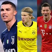 Top 10 attacking footballers in the world. See who could not make the list