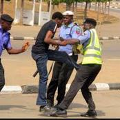 Member Of Stingy Men Association Arrested In Owerri Imo State Over Spreading Money To Girlfriend.