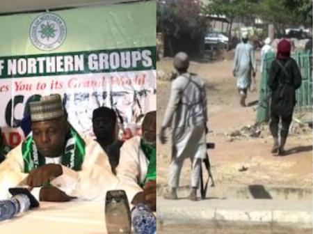 Mixed Reactions As Northern Group Gives FG 3 Months Ultimatum To Fix Insecurity Or Face Mass Protest