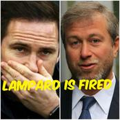 OPINION: These Are The Two Chelsea Players That Made Roman Abramovich Sack Lampard As Head Coach