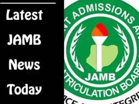 JAMB NEWS: Special announcement to candidates seeking admission