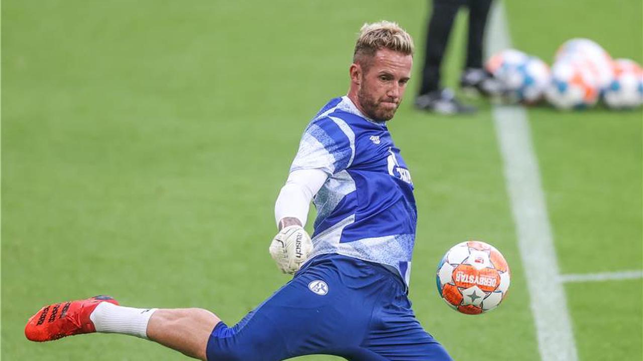 """Schalke-Torwart Ralf Fährmann und das """"brutale Tagesgeschäft"""""""