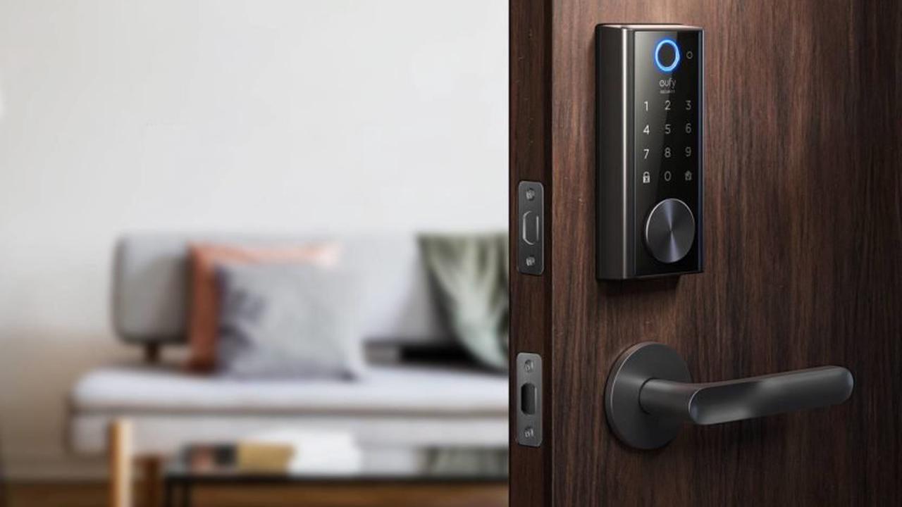 L'étonnante serrure intelligente compatible avec les empreintes digitales d'Eufy vient d'atteindre le prix le plus bas d'Amazon – .