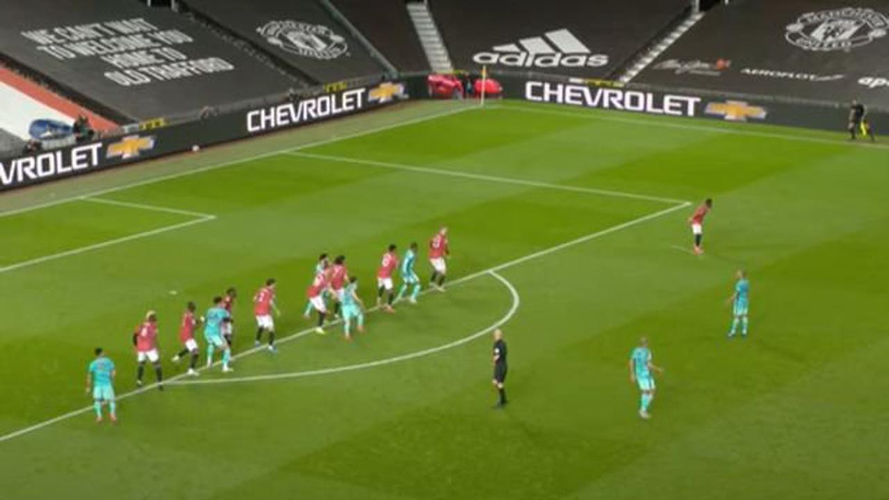 Manchester United players set new task for set-piece defending