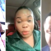 Wife of Pastor Mike Breaks Silence After She Was Accused of Sleeping With Apostle Suleiman (VIDEO)