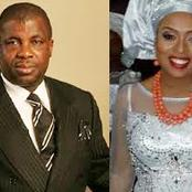 Meet Billionaire Emeka Offor & His Third Wife Who Is The Daughter Of An Anambra Businessman[Photos].