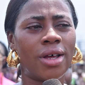 Prophetess sold her SUV worth over 60 million Naira to feed the needy.