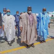 Hours After 43 Farmers Were Killed, Buhari Sends Garba Shehu, CoS, Lawan, Pantami & Others To Borno