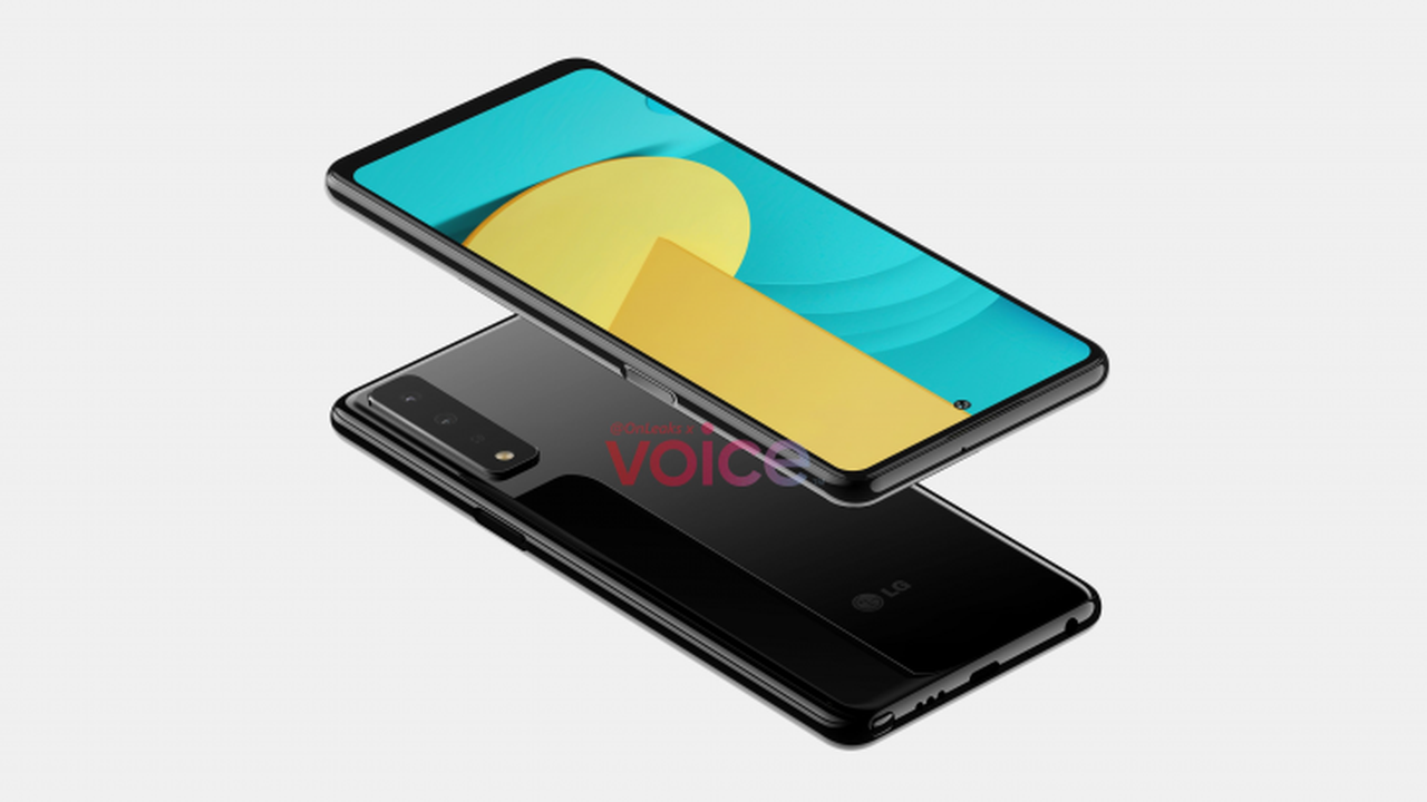 Here's our first look at the upcoming LG Stylo 7 5G