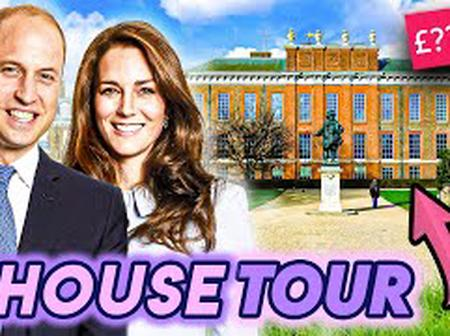 Prince William and Kate Middleton's House Tour and Inside Kensington Palace