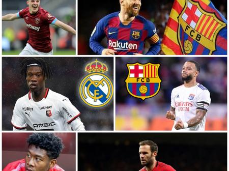 Latest Transfer Updates And Gossips From Football