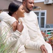 They Are The Best Couples Among The Celebrities - Checkout Photos Of Chizzy Alichi with Her Husband.