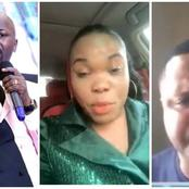 Apostle Suleman Of Omega Power Ministry Slept With My Wife, Threatening My Life - Pastor Davids Alleges