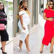 Pregnant And Chic: Slay Effortlessly With Chic Ama's Maternity Styles