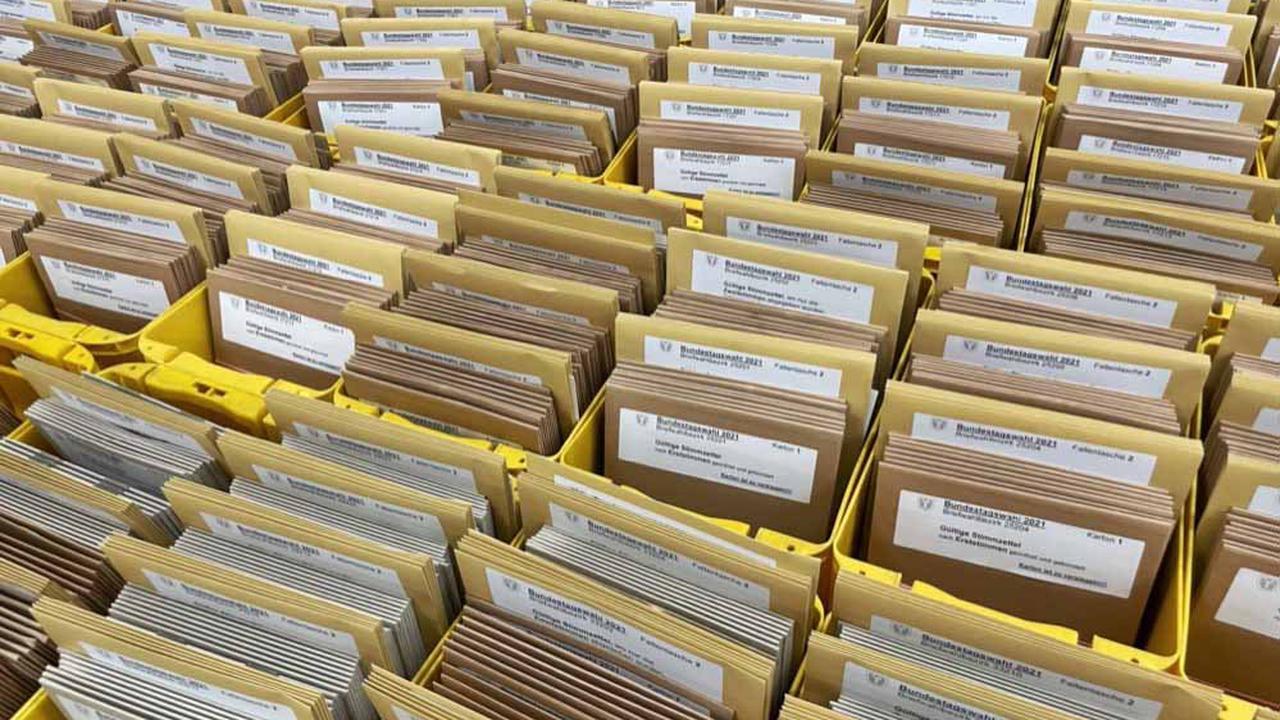 Dringender Appell des Dortmunder Wahlamtes: Briefwahlunterlagen rechtzeitig zurücksenden