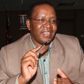 Unmasking Karanja Kibicho As Raila Makes No Show At Kamukunji