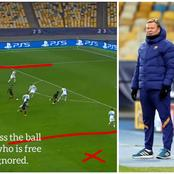 A bad first half, but see what Koeman changed that made Barca score 4 goals in the second half
