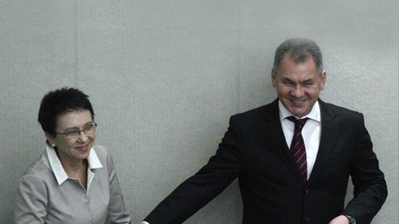 Коллега Ларисы Шойгу о работе с ней: «Поразительно для человека, имеющего власть депутата»