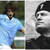 Meet Musolini's Great-grandson Who Is A Professional Footballer