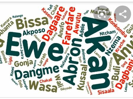 Top 5 Languages Spoken In Ghana.