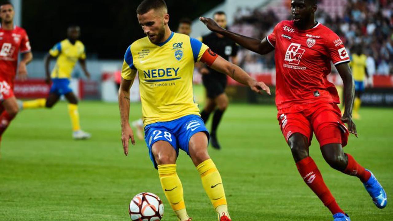 Dijon - FC Sochaux: 1-3