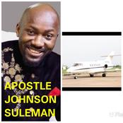 Meet The Nigerian Pastor Who Has 3 Private Jets(PHOTOS)