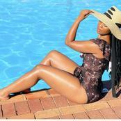Luyanda Sibisi Is back with new summer look