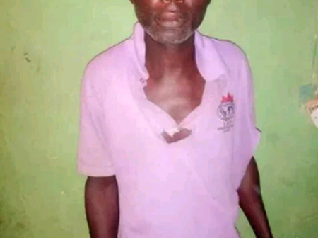 Sexual Abuse: What Happened After Police Nabbed 54-Year-Old Man For Defiling A 12-Year-Old Girl