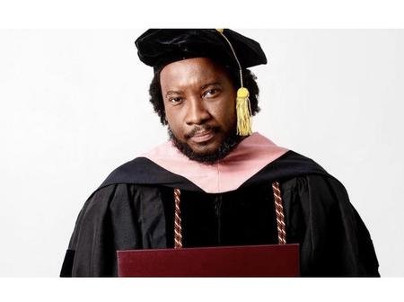Sonnie Badu and the supposed fake degree certificates.