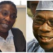 Meet The Daughter Of Former President Olusegun Obasanjo, Who Is A Veterinary Doctor By Profession