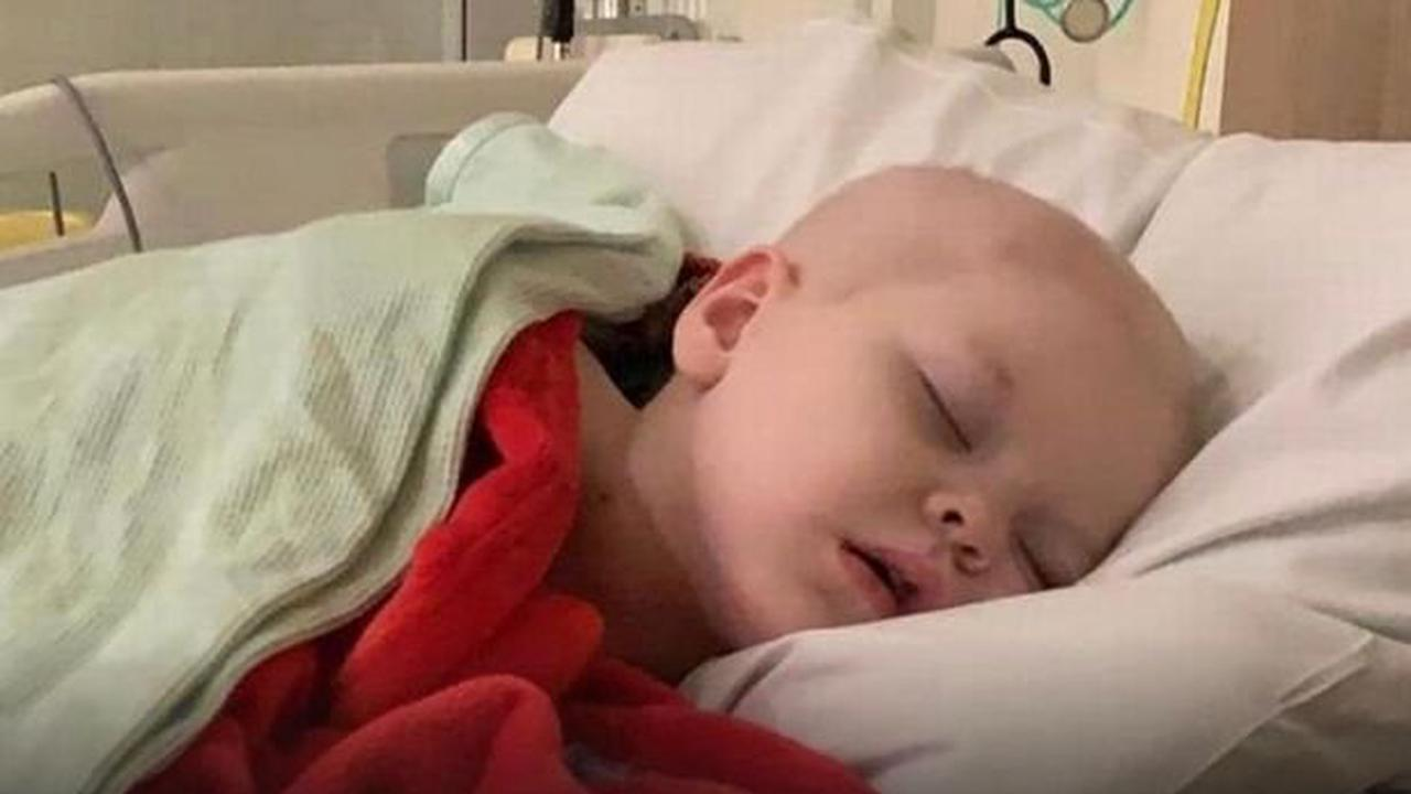 Parents of boy, 3, in gruelling battle say 'it can't have all been for nothing'