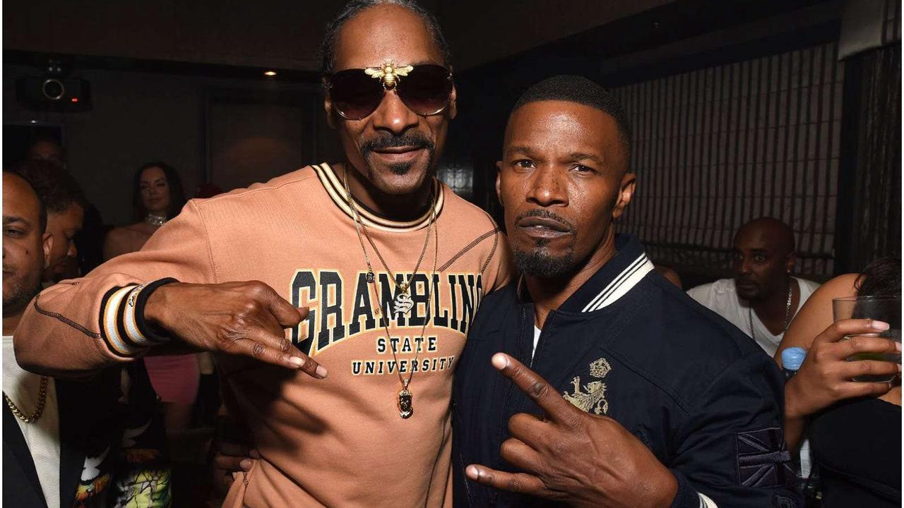 Jamie Foxx said he once got Snoop Dogg to 'shake up' his daughter's date