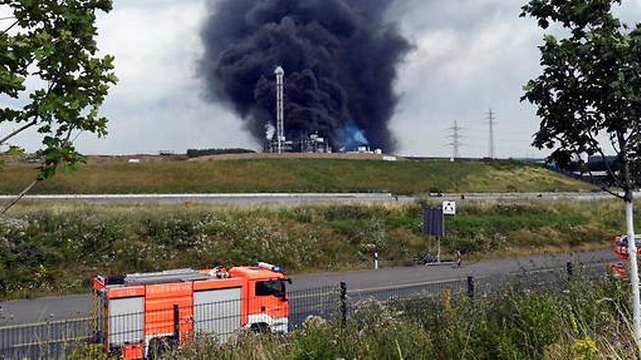 Allemagne: plusieurs blessés dans une explosion suivie d'un incendie